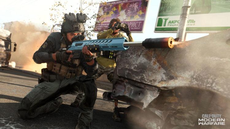 Call Of Duty Warzone Sniper infinity ward activision season 4
