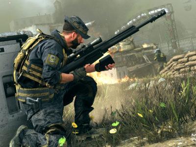 Call Of Duty Warzone Sniper Rytekamr