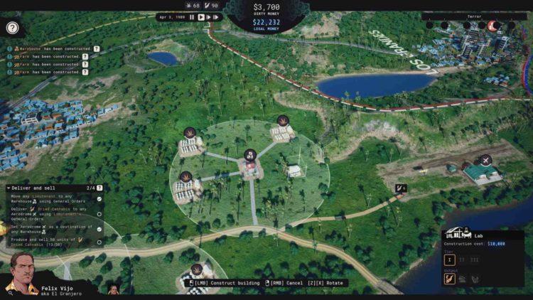 Cartel Tycoon Demo Gameplay