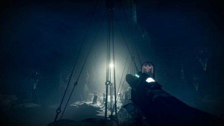 Destiny 2 Сезон Прибытия Обзор Корабли-Пирамиды Амбрамы Амбрала Пророчество Подземелье 5