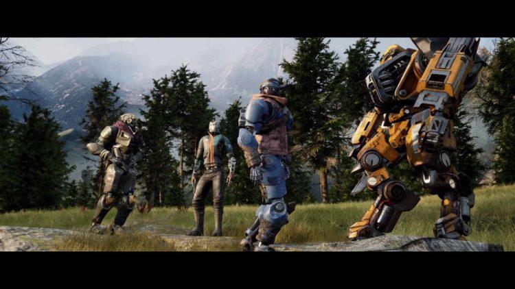 Disintegration review PC V1 Interactive Mark Lehto Disintegration Game Crew