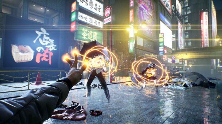 Ghostwire Tokyo Трейлер Геймплей Магия