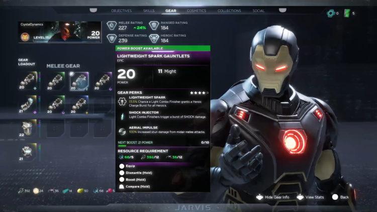 June Marvel's Avengers War Table 46 5 Screenshot