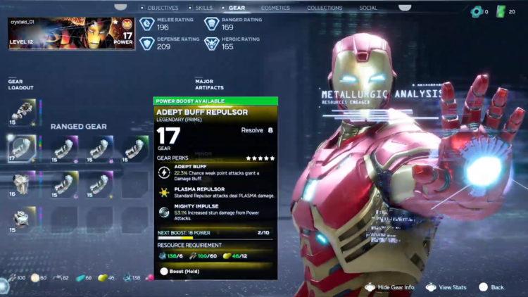 June Marvel's Avengers War Table beta