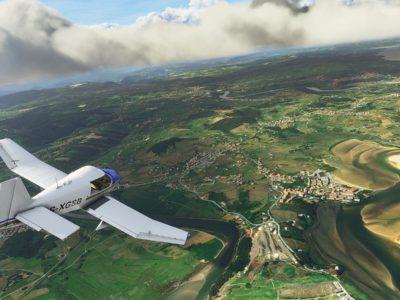 Microsoft Flight Simulator Closed Beta Details Touching Down Next Week (2)
