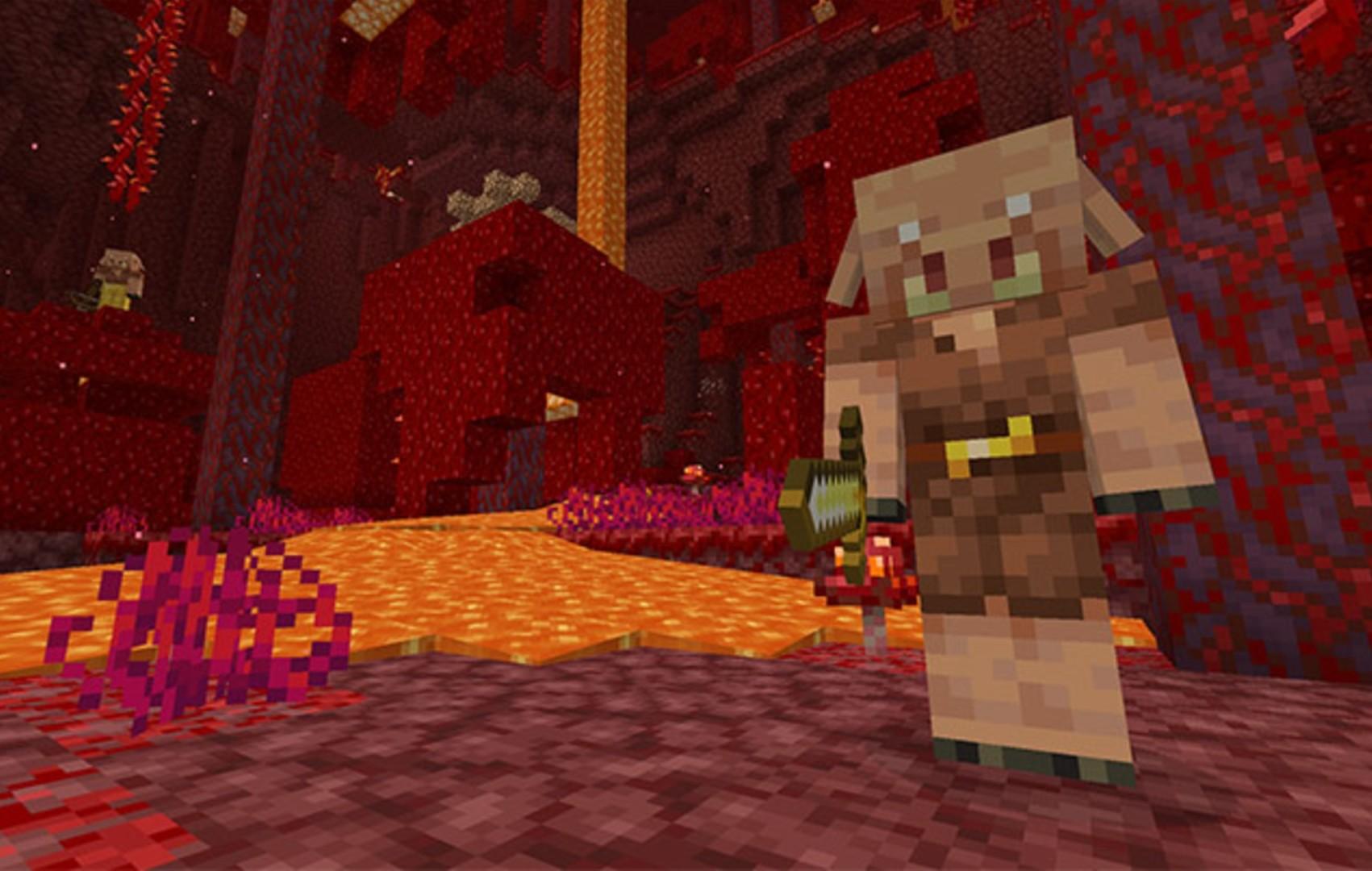 Minecraft Nether Update Emerges This June 23 (1)