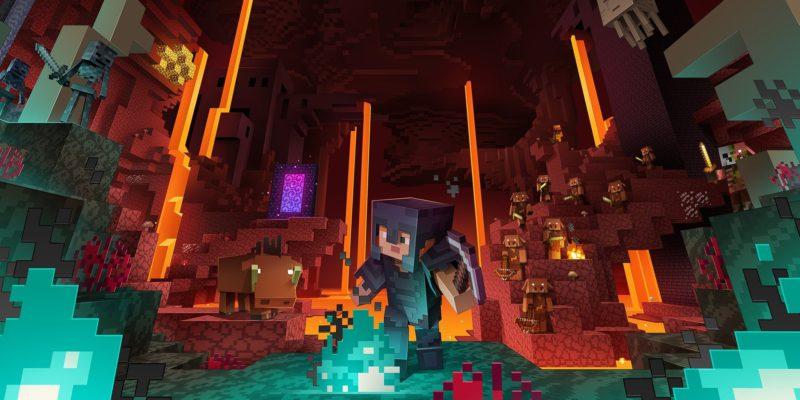 Minecraft Nether Update Emerges This June 23 (2)