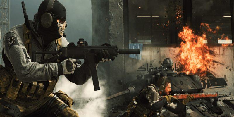 call of duty Warzone wallhacks