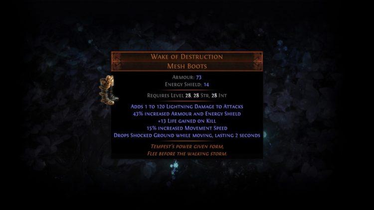 Poe Harv Unqsk 3 Wake Of Destruction