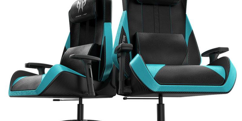 Predator Gaming Chair X Osim Pgc090 Standard 01 Acer Predator XB3 series, Predator Orion 9000, and much more unveiled