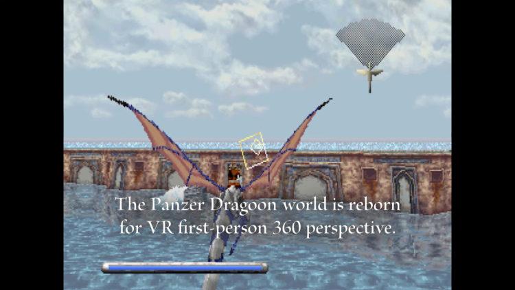Panzer Dragoon Vr Upload Vr Showcase Summer Edition Retrospective (wildman) Pc Vr, Psvr, Quest 1 29 Screenshot