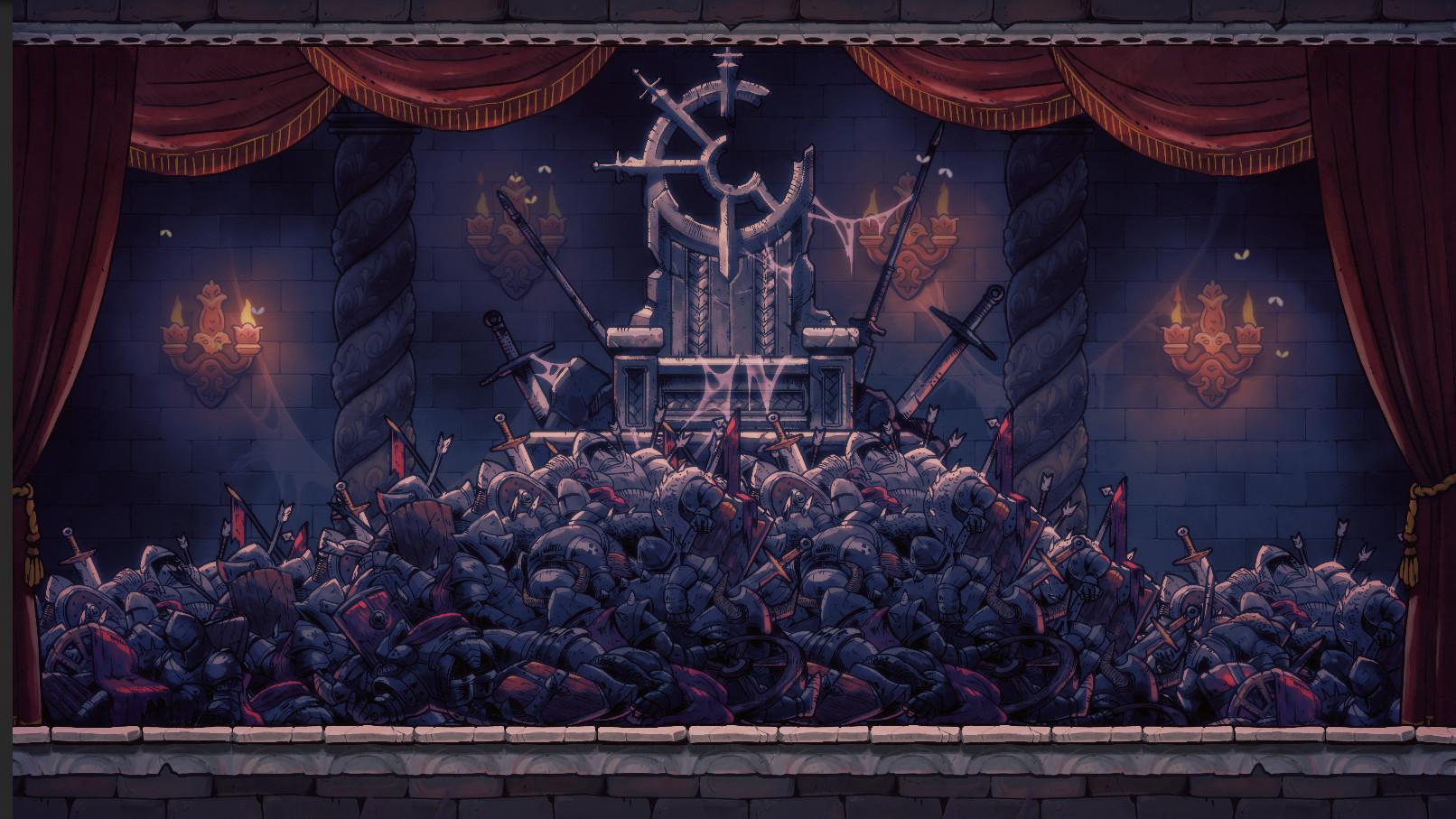 Cellar Door Games Rogue Legacy 2 Early Access July