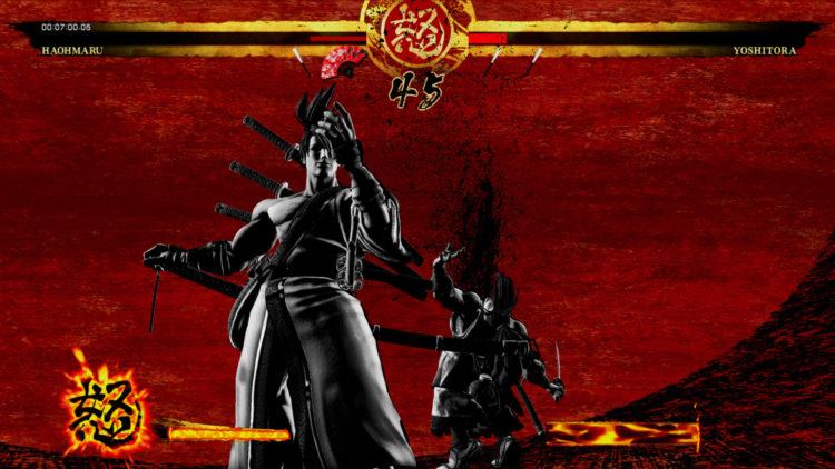 Samurai Shodown Fatality