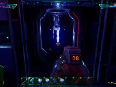 System Shock remake Alpha Demo Teaser Trailer Nightdive Studios