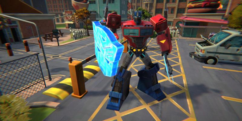 Transformers Battlegrounds announcement trailer