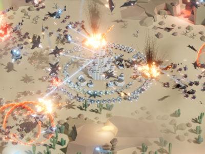 Taur update 1 first Gameplay echo entertainment