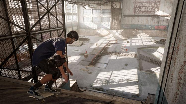 Activision Tony Hawk Pro Skater 2 Warehouse