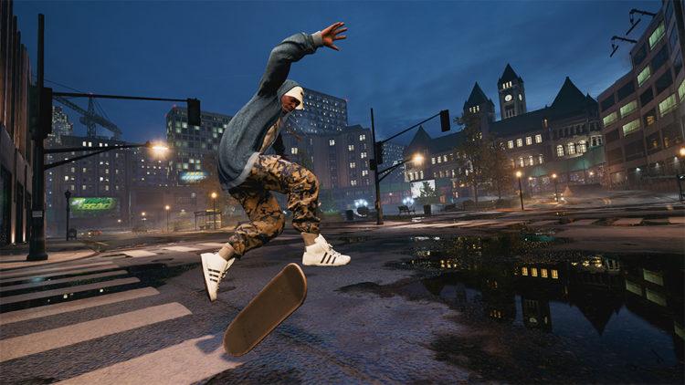 Tony Hawk's Pro skater 1+2 Activision
