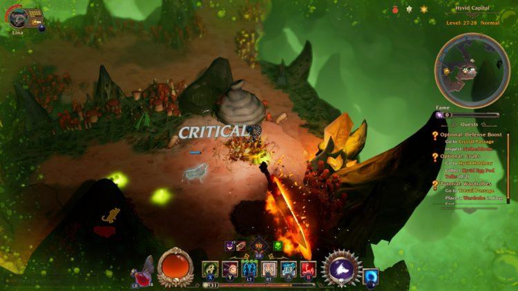 Torchlight Iii Torchlight 3 Best Relics Guide Bane Coldheart Electrode Flaming Destroyer Blood Drinker 6