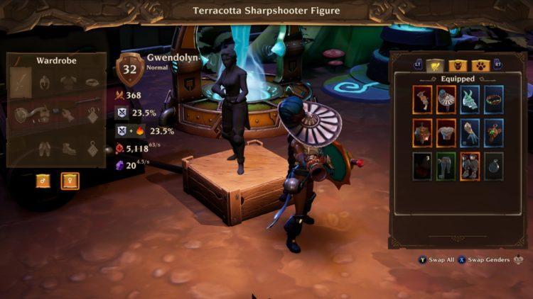 Torchlight Iii Torchlight 3 Create Wardrobe 2