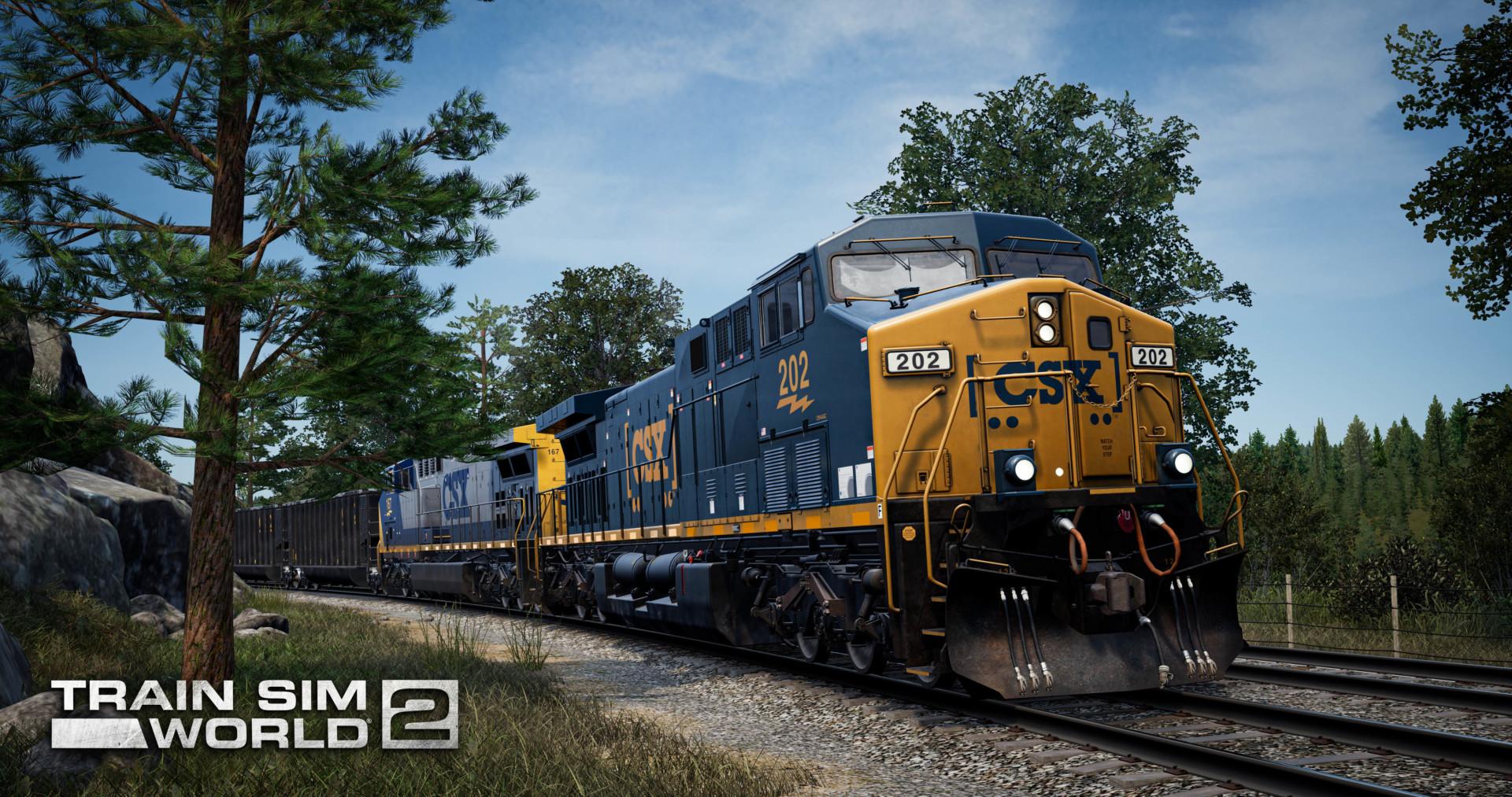 Поезд Sim World 2 ускоряется в этом августе (3)