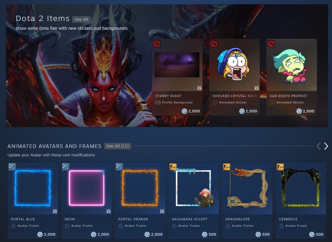 Valve Implements Permanent Steam Points Shop As Part Of Summer Sale