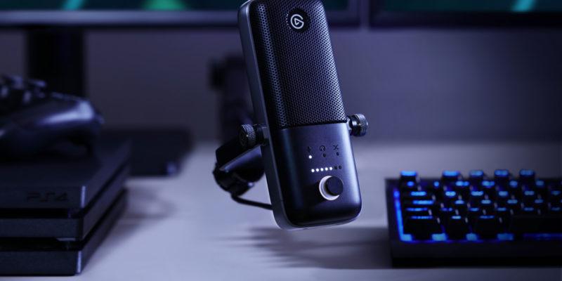 Elgato Wave:3 microphone glory image