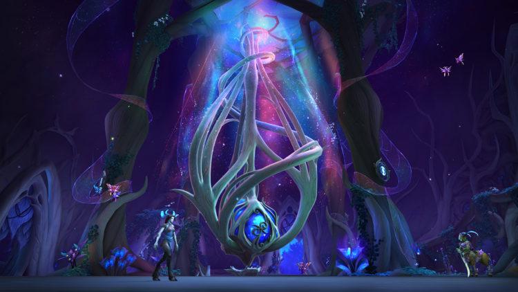 Blizzard Shadowlands livestream