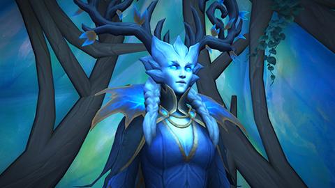 shadowlands Venthyr covenant world of warcraft blizzard