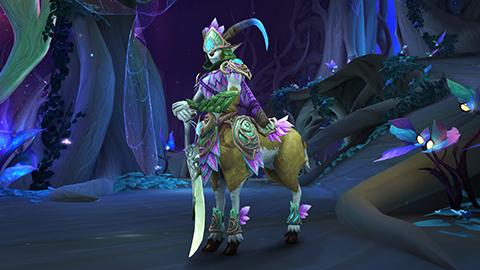 World Of Warcraft Shadowlands Unveils New Ardenweald Zone (4)