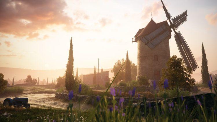 Battlefield 5 Summer Update Live Provence