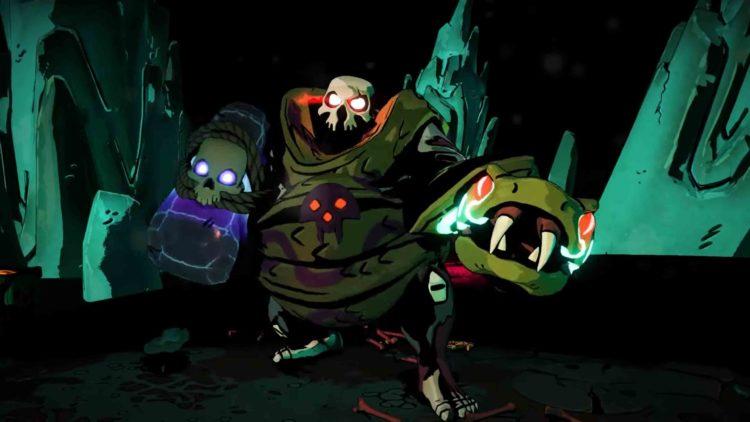 Curse Of The Dead Gods Passtech Games Serpent's Catacombs