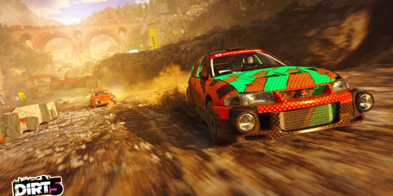 Dirt 5 Career mode details Codemasters racing game October release date