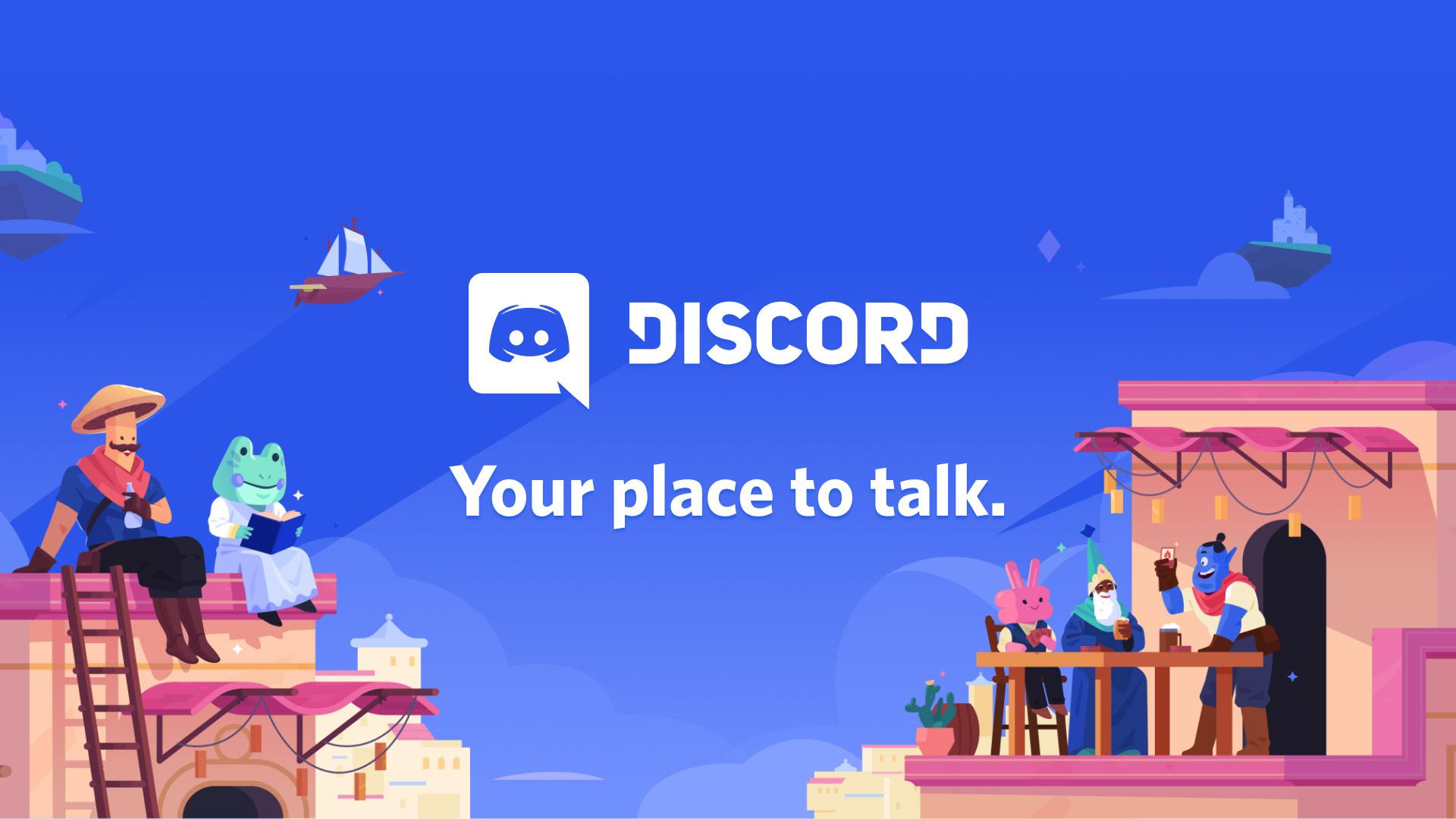 Discord Rebrand General