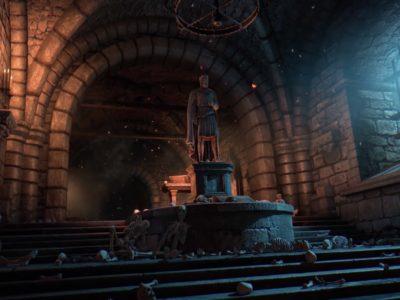 Dying Light Hellraid Castle
