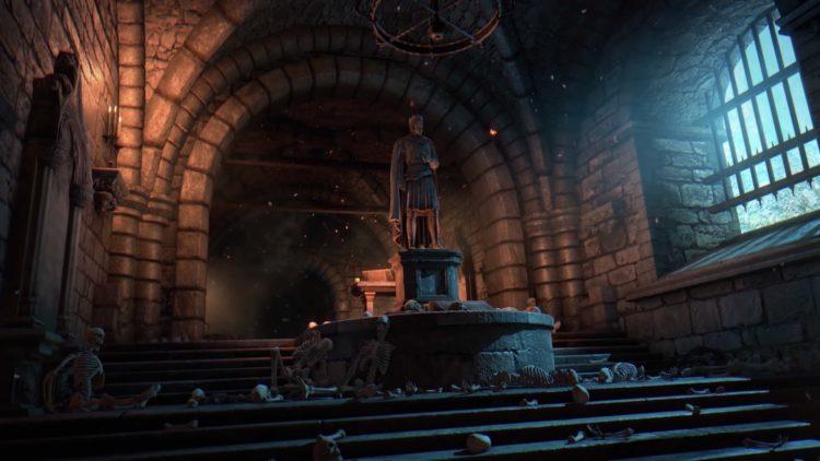 Dying Light Hellraid Castle techland dlc