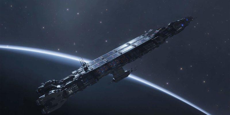 Fleet Carrier Elite Dangerous Space