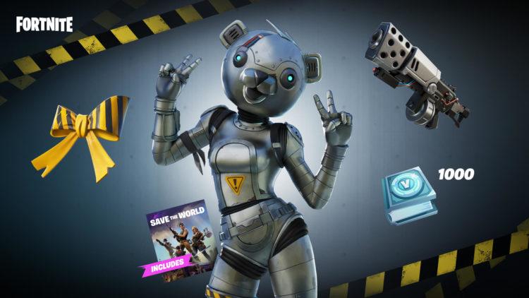 fortnite save the world epic games development