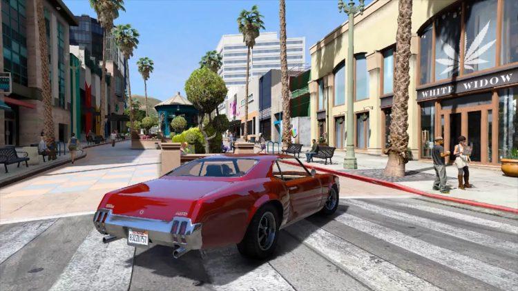Gta 5 Mods Rhancer Photorealism Mod