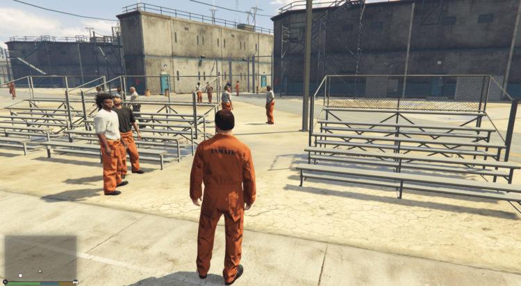 Gta 5 Mods Prison Mod