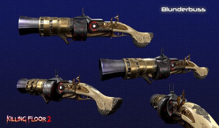 Killing Floor 2 Blunderbuss Plunder
