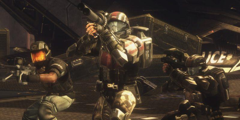 Odst Squad Halo 3 Firefight