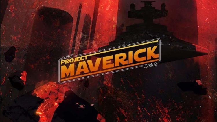Звездные войны Project Maverick Squadrons Starfighter