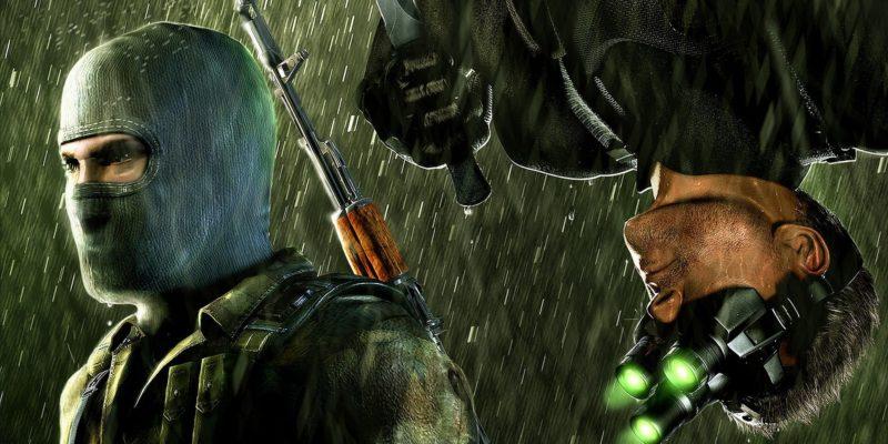 Splinter Cell Netflix animated series announcement