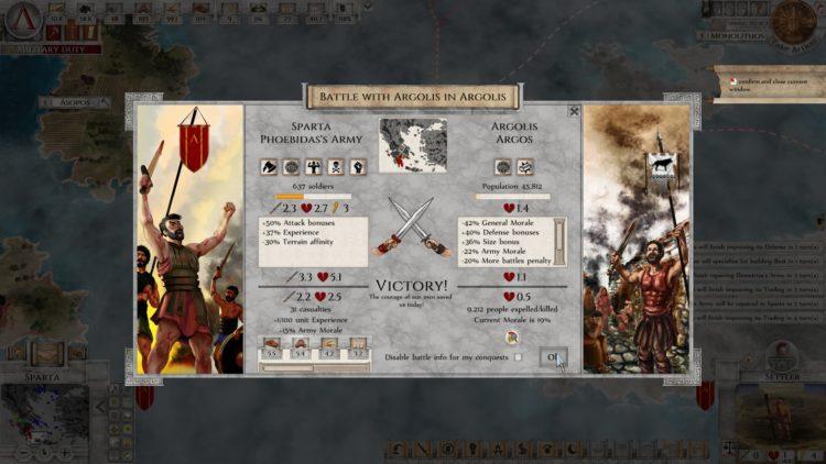 Imperiums: Greek Wars review