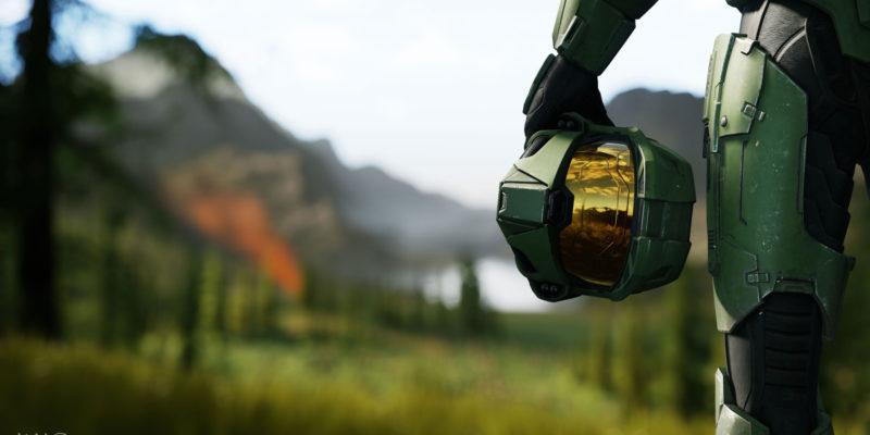 Microsoft Xbox Games Showcase Halo