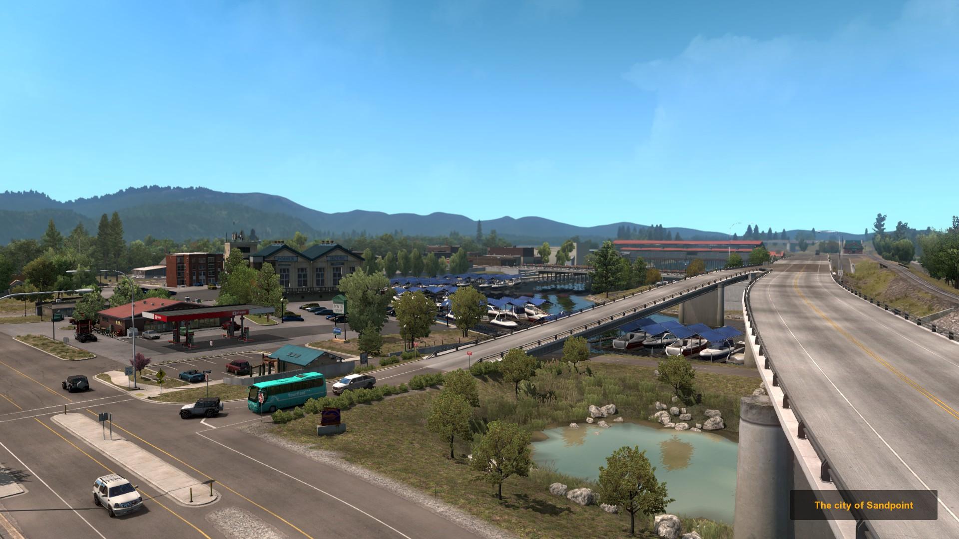 Sandpoint City in Idaho - ATS