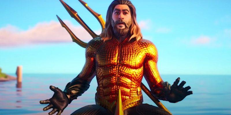 fortnite Aquaman skin challenges