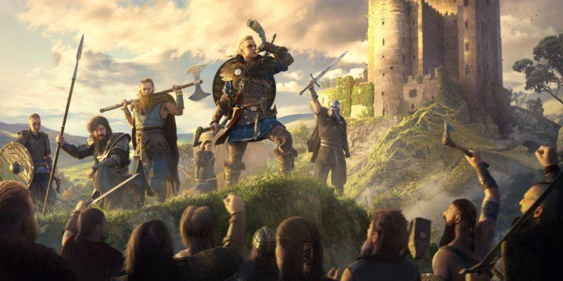 Assassin's Creed Valhalla Latest Trailer Puts The Spotlight On Eivor (1)