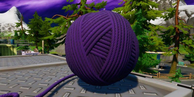 Catty Corner Ball Of Yarn